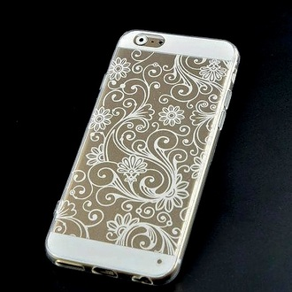 "Чехол для iPhone 6 4,7"" Luxury Pattern"