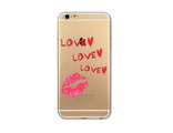 "Чехол для iPhone 6 4,7"" Love"
