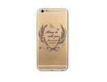 "Чехол для iPhone 6 4,7"" ""Always be with you"""