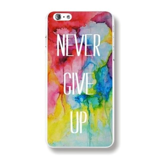 "Чехол для iPhone 6 4,7"" Never Give Up"